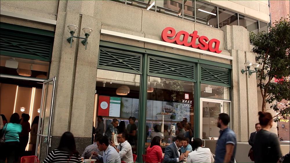 Eatsa - San Francisco Spear Street
