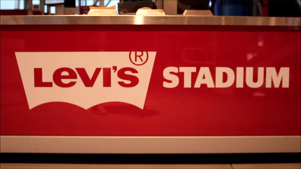 Levi's Stadium - 2016 Pepsi Super Bowl 50