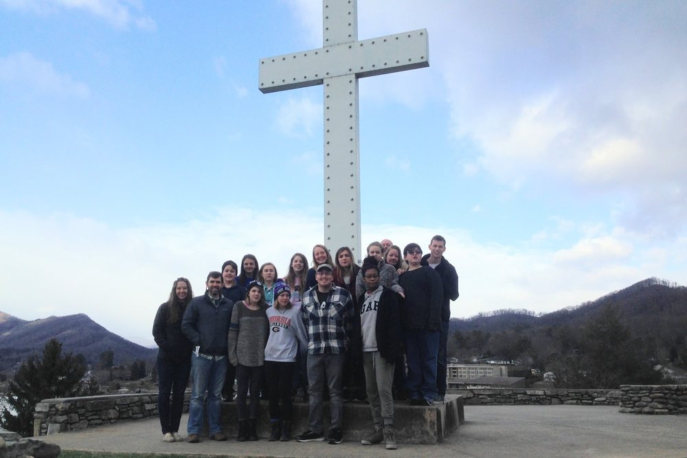 Ski Trip - January 18 - 21, 2019The mountains are calling! Every winter, Tuckston Youth tears up the slopes and participates in Lake Junaluska's winter retreat program. Students spend the weekend skiing during the day and worshipping during evening sessions with youth groups from across the country.
