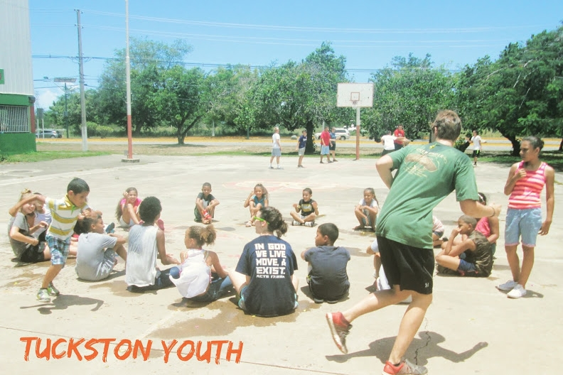 Mission Trips - Tuckston Youth offers several annual opportunities for mission trips. Get information on upcoming mission trips via the Youth email and Instagram!Past trip locations include: Puerto Rico, Washington, D.C., Pennsylvania, Brunswick, and local missions in Athens!