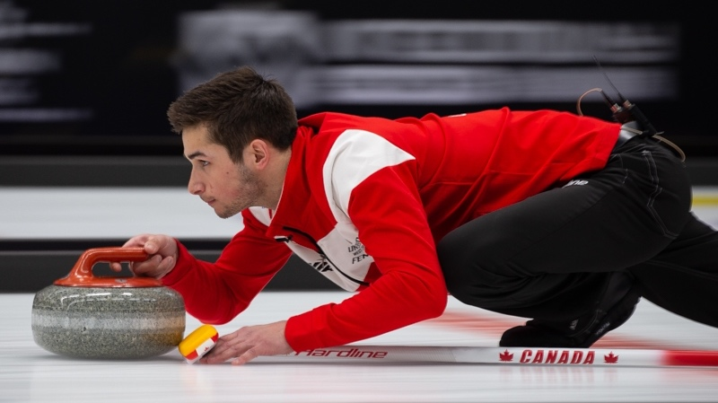 Curling's Ripe for a Data Revolution - The next big thing?