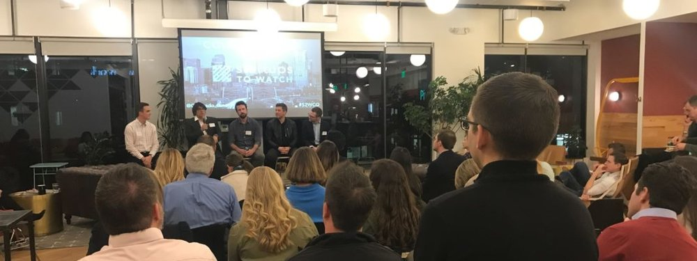 """On Wednesday night we brought together some of the state's brightest startups for our first State of Innovation: 2019 Startups to Watch event"". Click  HERE  for full article."