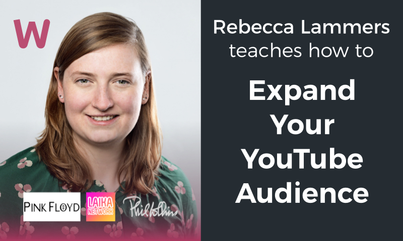 Are you stuck with 715 views on your YouTube video and no new subscribers? - Rebecca Lammers, the CEO & Co-Founder of Laika Network, is helping music creators from over 20 countries make money with their content and get discovered by a global audience.