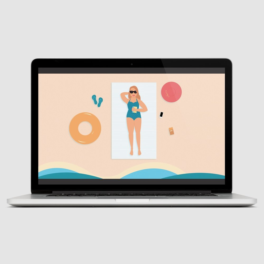 Motion Graphics   In 2017, I took my first motion graphics course. Since then I've created multiple shorts, gifs, and videos for professional and personal pursuits.