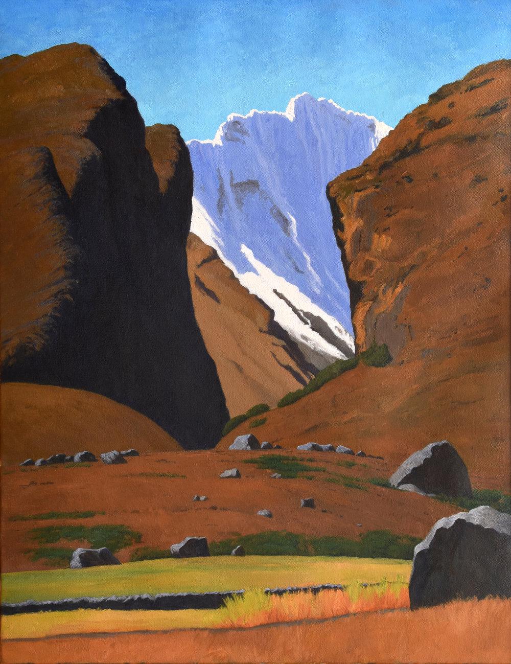 Llaca Valley