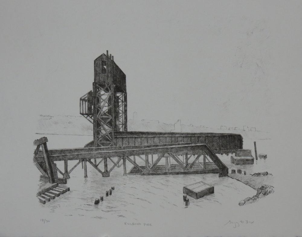 Railroad Pier