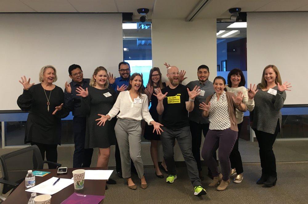Ed Pitch Workshop  Social Venture Partners Arizona