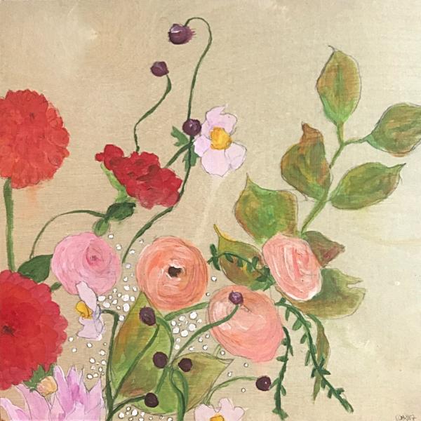 """Summer Floral Series #2"""
