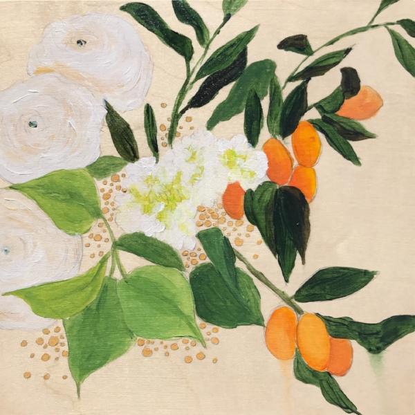 """Summer Floral Series #4"""