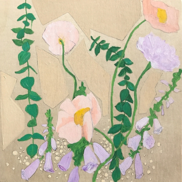 """Summer Floral Series #9"""