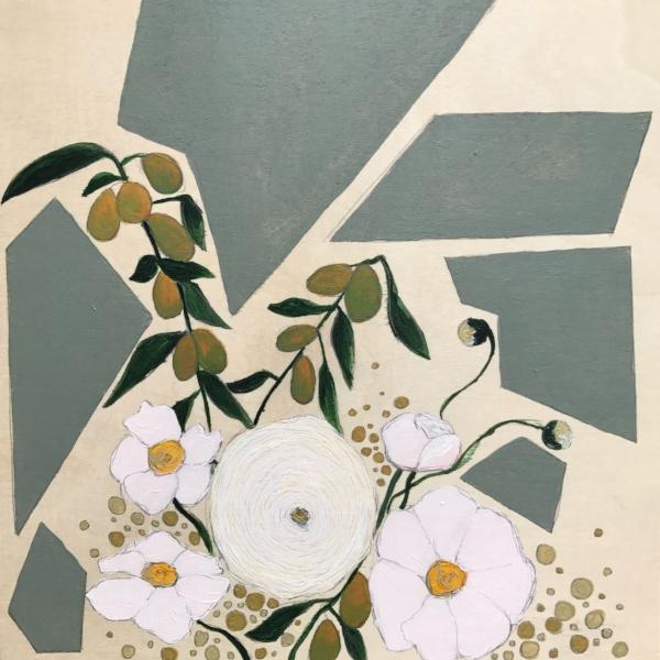 """Summer Floral Series #10"""
