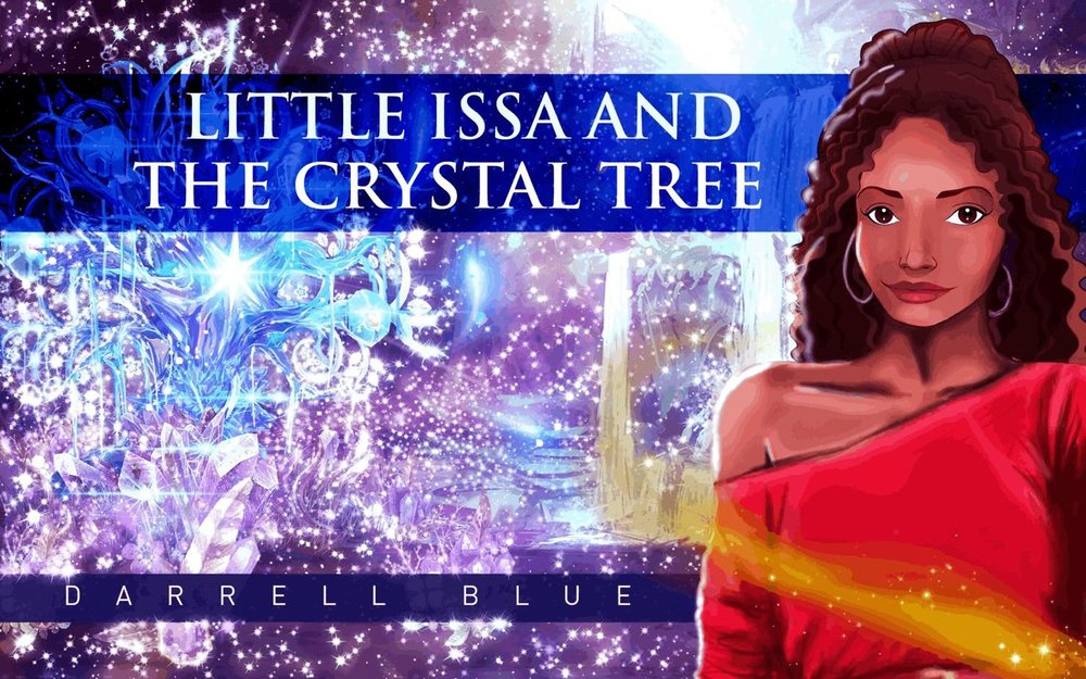 Paint the World Project presents Little Issa and the Crystal Tree