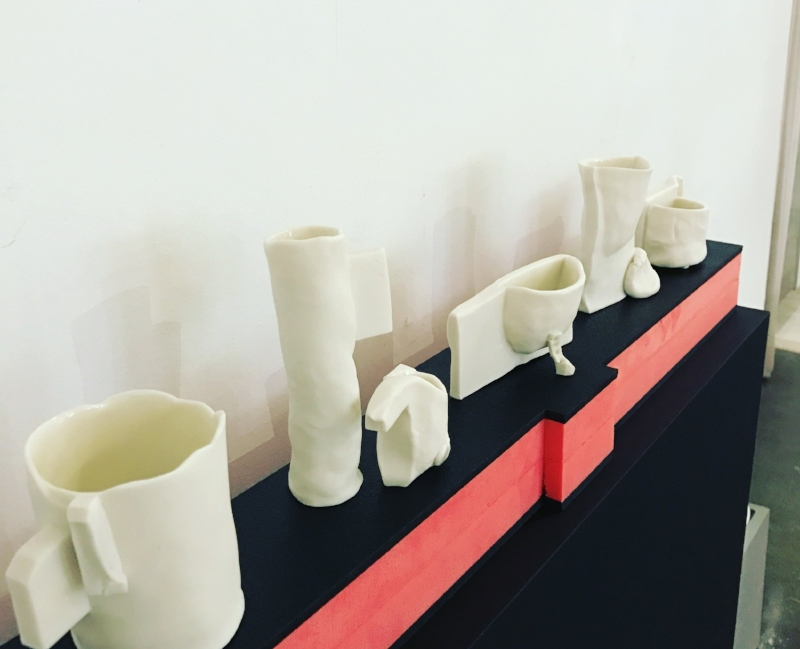 zuckerhosen Porcelain Cups in the PROTO COLLECTION