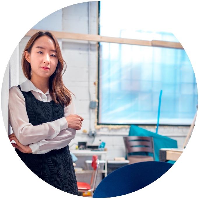 NINA CHO   Nina Cho