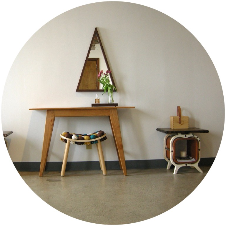 The GATEWAY COLLECTION   Your gateway to the new age of local design. Featuring objects, furniture and home goods from our favorite designers at introductory price points you won't be able to resist...