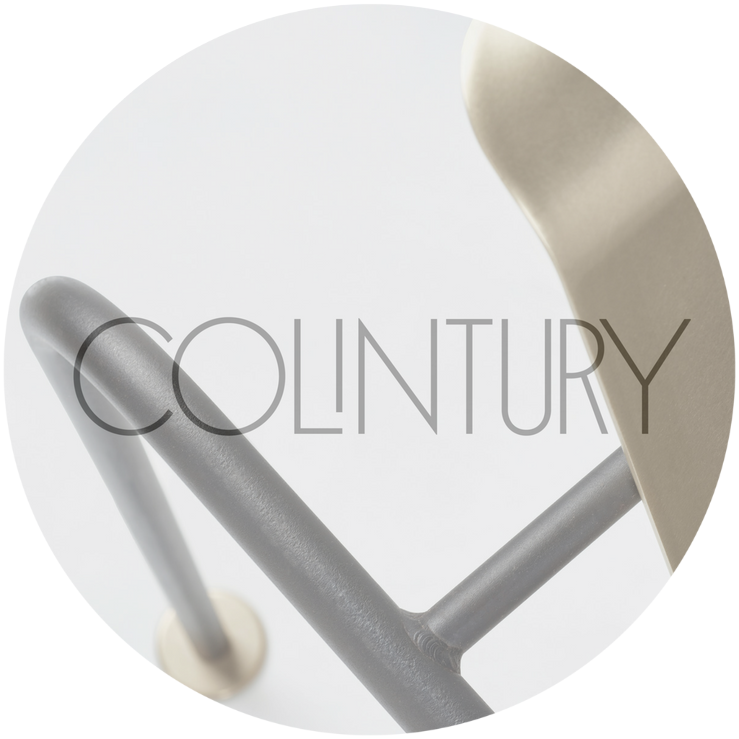 COLIN TURY: Fairfax Collection   Discover luxury and warmth in the inaugural collection from COLIN TURY featuring lighting and furniture in elegant hand-finished brass...