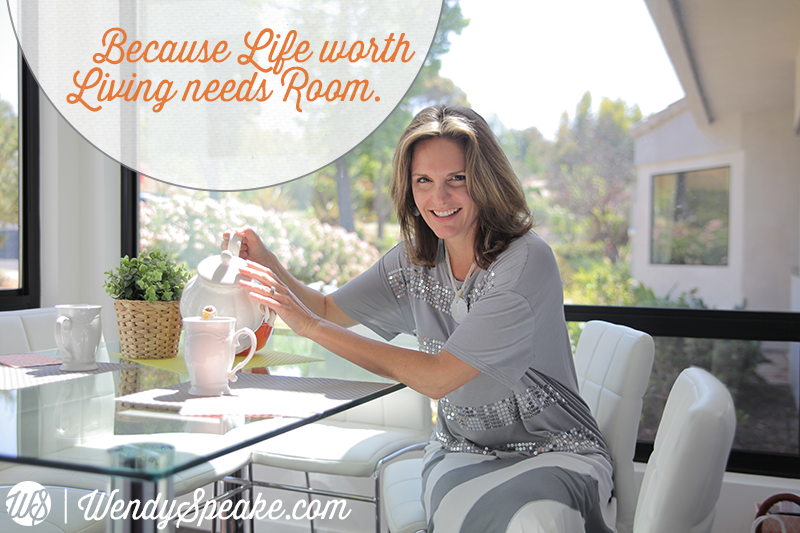 Wendy Speake — Because Life worth Living needs Room. Welcome To My Living Room!