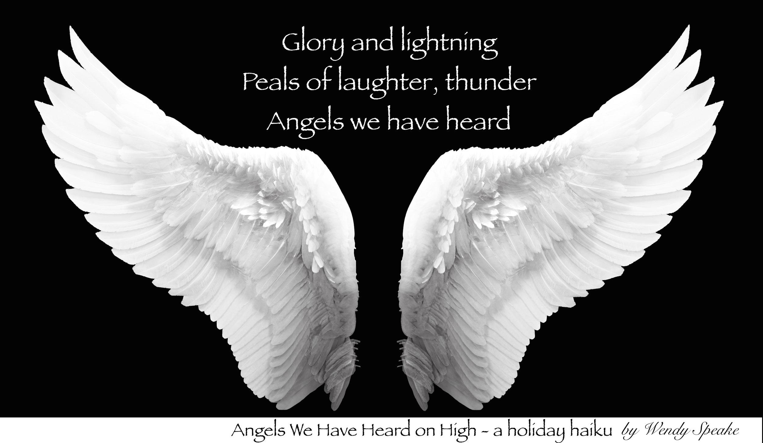 wings haiku