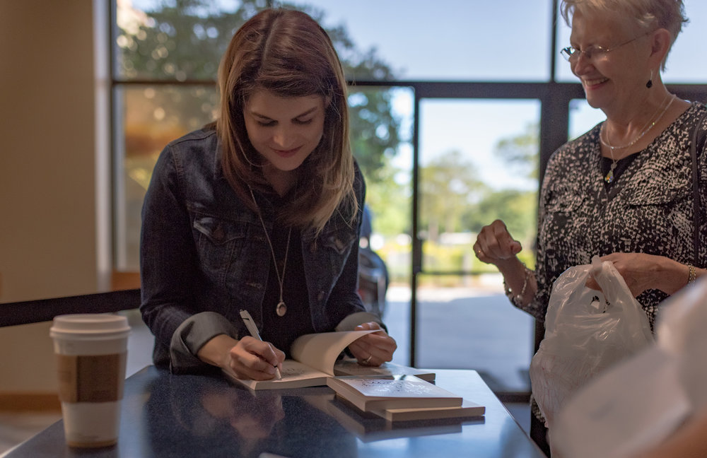 staceybooksigning
