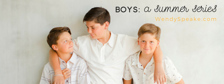 Boys-summer banner