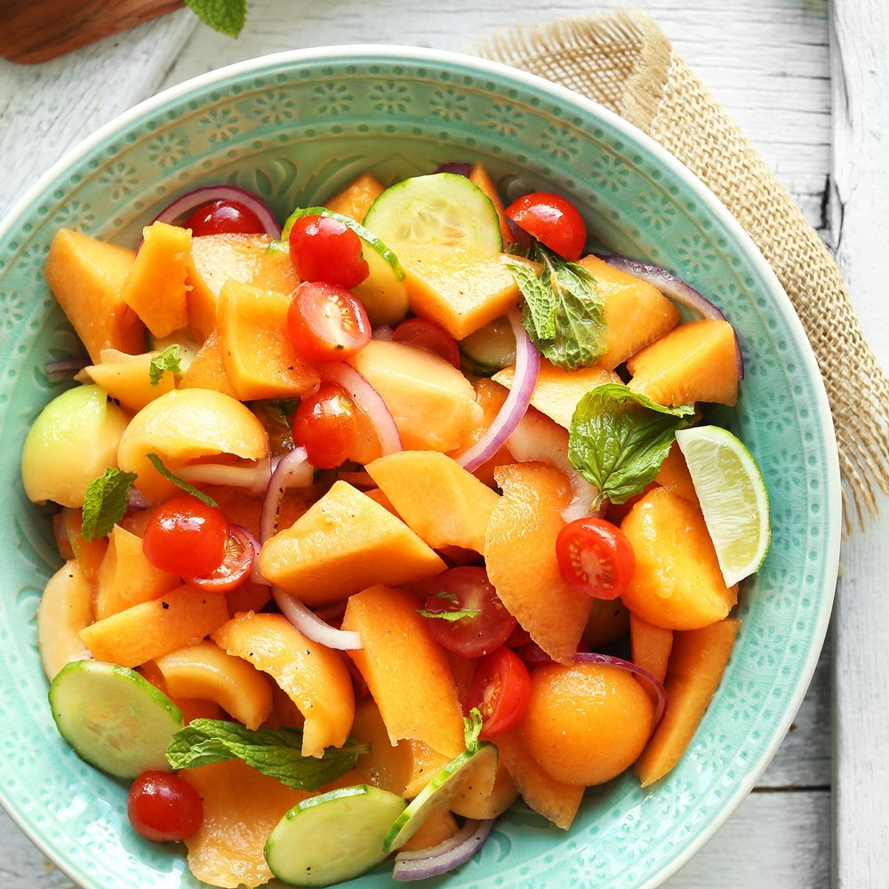DELICIOUS-Summer-Tomato-Cucumber-Cantaloupe-Salad-Crisp-refreshing-savory-sweet-vegan-glutenfree-recipe-salad-summer-easy.jpg