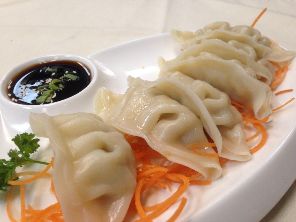 steamed dumplings (5) - 5.95