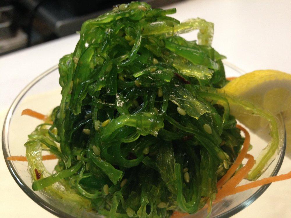 sea weed salad - Japanese sea weed  6.00
