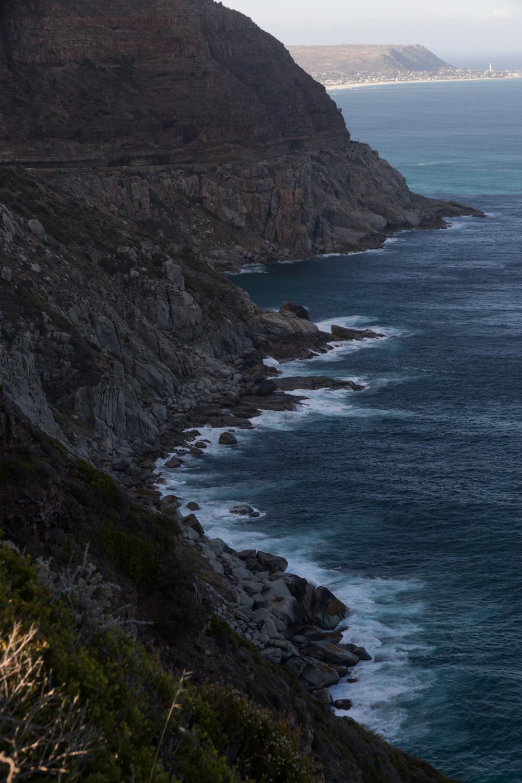 rocky cape town coastline