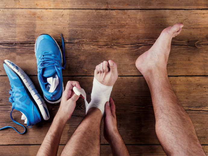 holistic injury healing -
