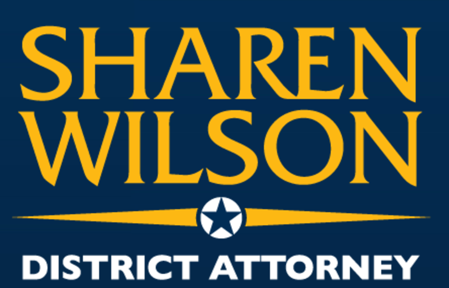 Sharen Wilson District Attorney