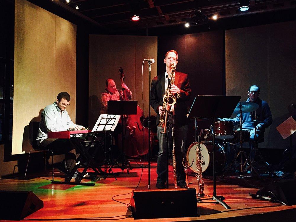 Quartet in Columbus