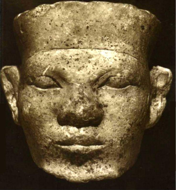 Narmer Menes the First, Pharaoh of Ancient Egypt