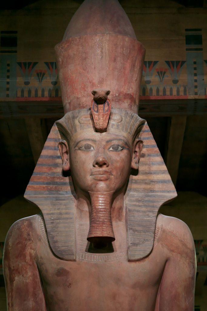 Egyptian Pharaoh Statue