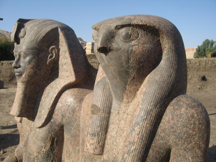 Egyptian Pharaoh Amenhotep III