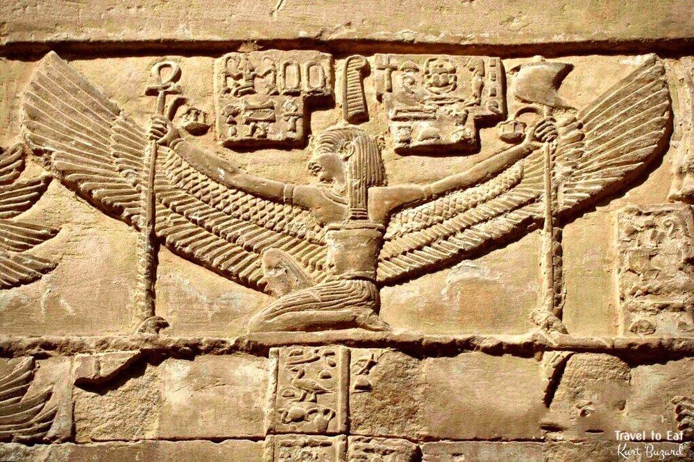 Wadjet Egyptian Goddess