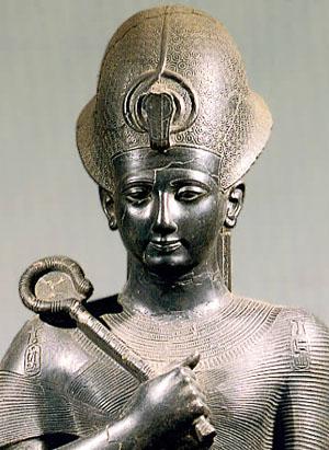 Ancient Egyptian Pharaoh Ramses II