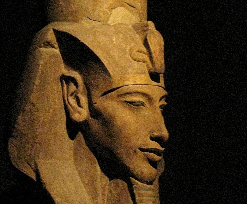 Ancient Egyptian Woman Sculpture