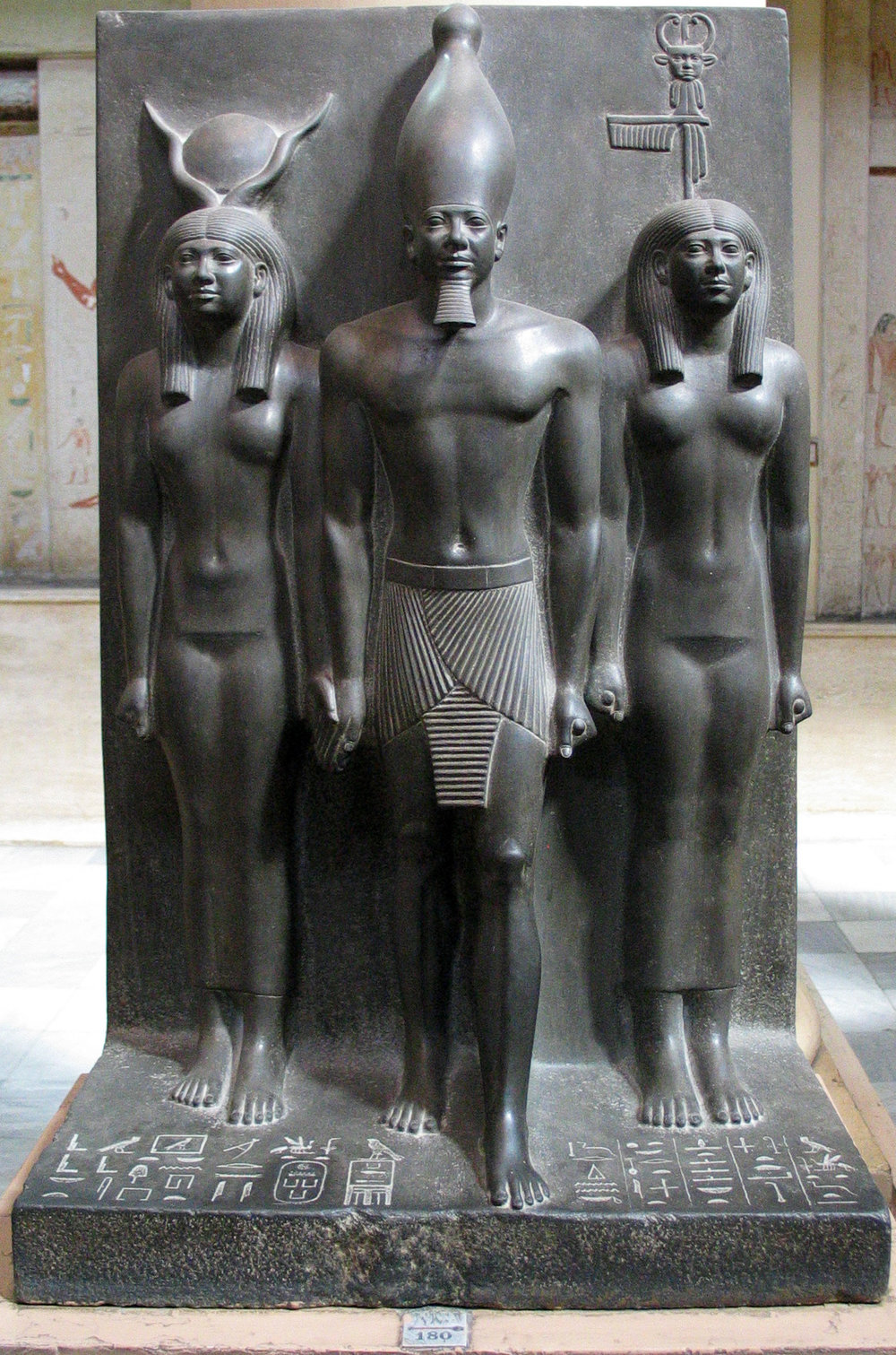 Ancient Egyptian Goddess Statues