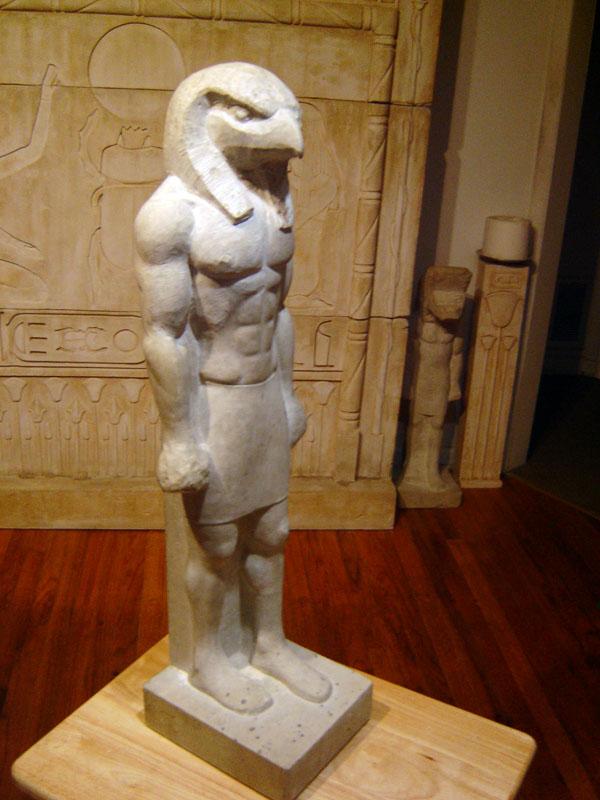 Ancient Egyptian Horus Status