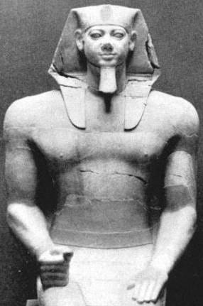 Sensuret II, 4th King, 12th Dynasty