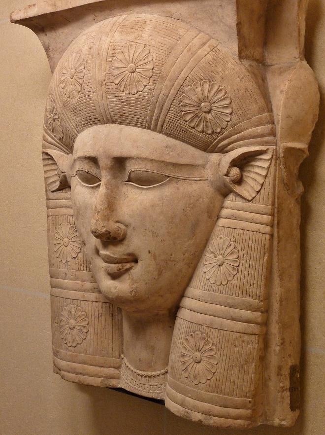 Hathor Egyptian Goddess of Love