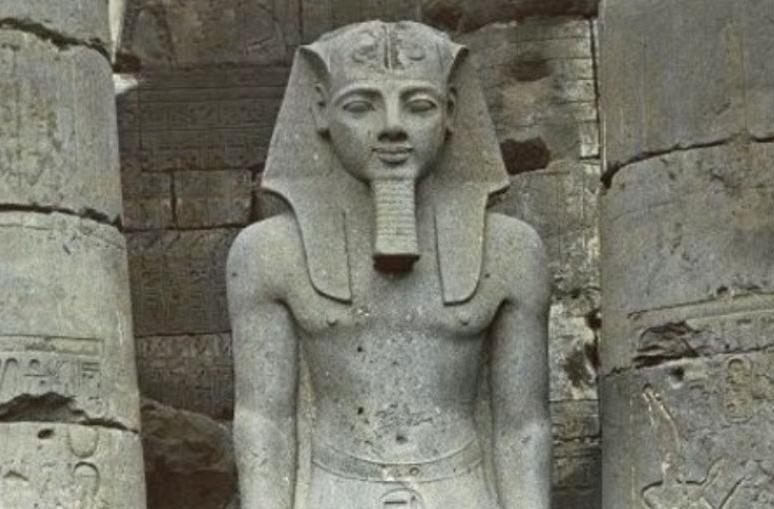 Egyptian Pharaoh Akhenaten