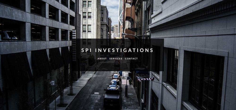 SPI Investigations