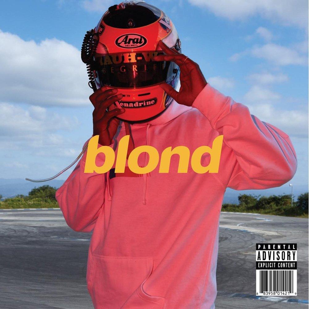 Blonde Artwork