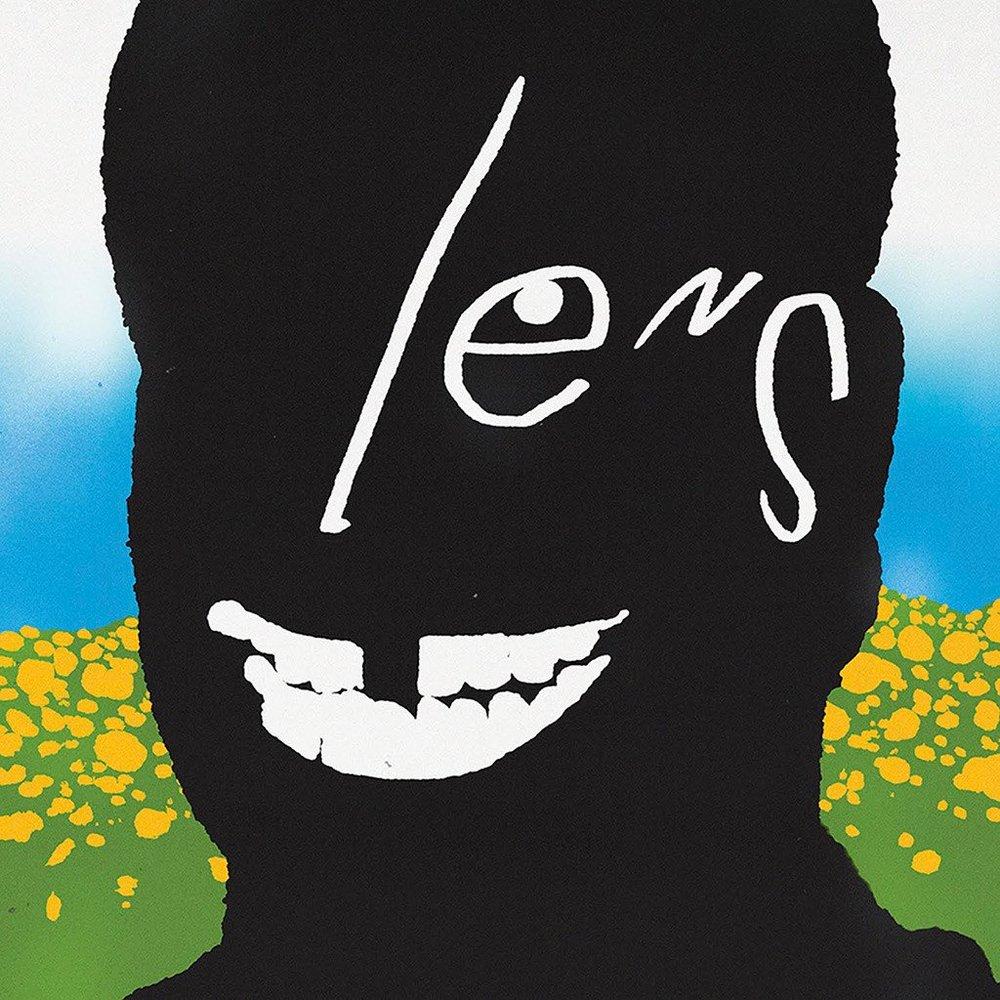 Frank Ocean - Lens - Artwork