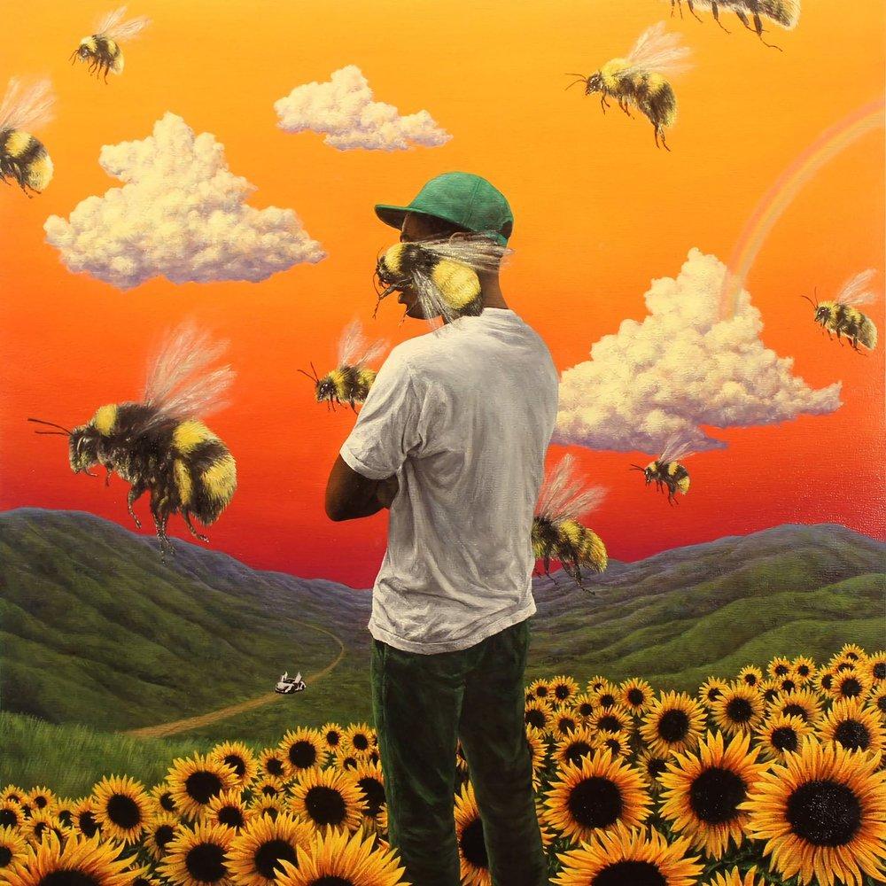 Flower Boy Album Art High Resolution Tyler The Creator