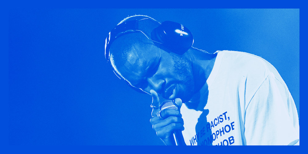 Frank Ocean 2017 Pitchfork Review Header
