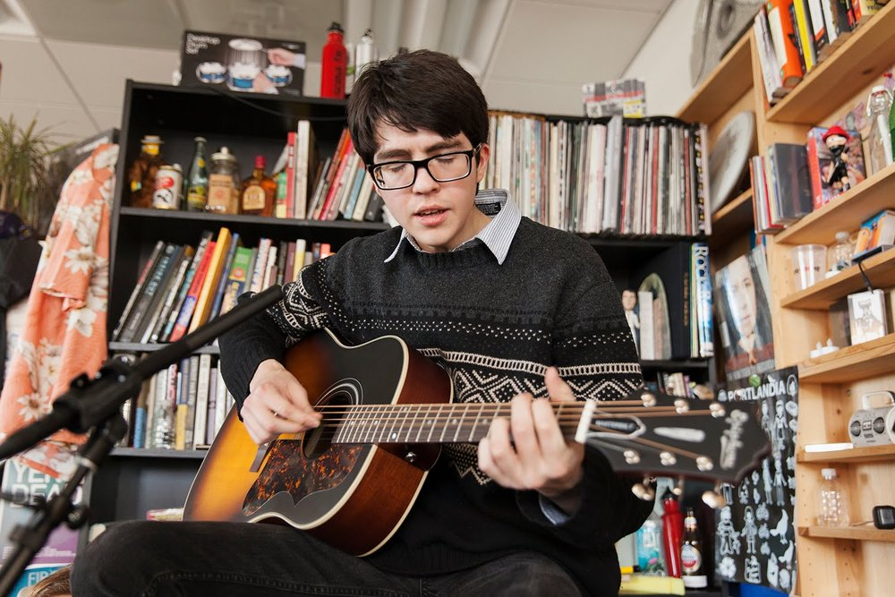 In A Revamped Version Of His 2011 Track Cute Thing Will Toledo Car Seat Headrest Made An Alteration To The Lyrics
