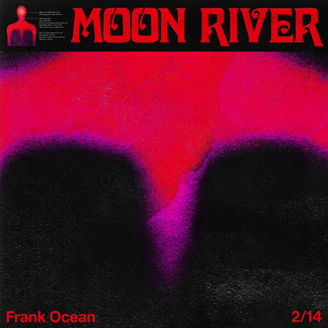 Frank Ocean Releases Moon River Cover Blonded Blog