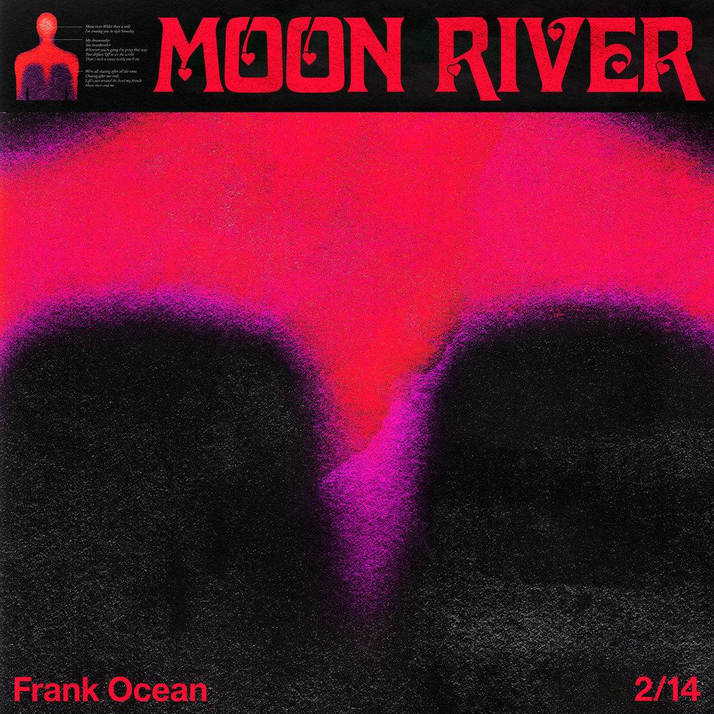 Frank Ocean - Moon River - Artwork